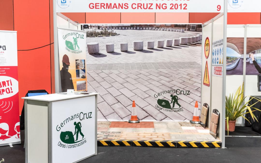 Germans Cruz participa en la 5a Fira Expohabitat!
