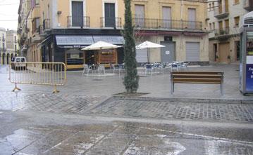 Pavimentación y Canalización La Bisbal d'Empordà