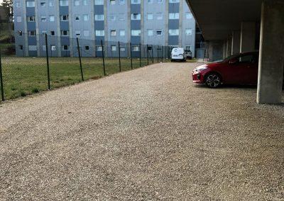 Mejora de parking – Girona