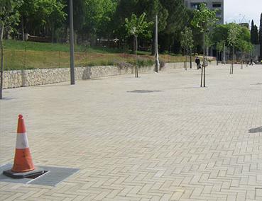 Reurbanització del Passeig Nou – Figueres