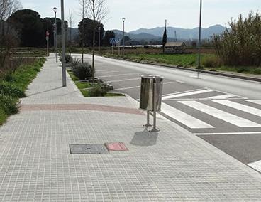 Reurbanización – La Roca del Vallès