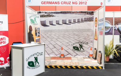 Germans Cruz participa a la 5a Fira Expohabitat!