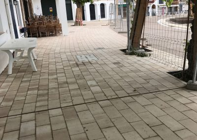 Mejora urbana paseo Cipsela – Llafranc