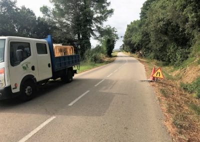 Tram de vorera – Sant Feliu